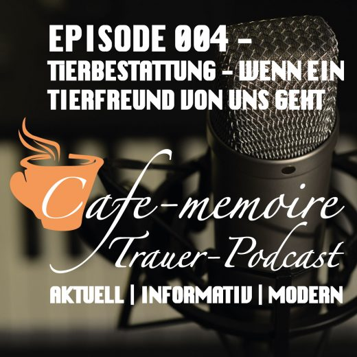 Podcast Tierbestattung Trauerpodcast